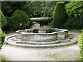 SK5453 : Newstead Abbey - Fountain in the Monks' Garden by Alan Murray-Rust