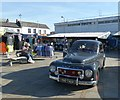 SJ9494 : Volvo YND 742A (front view) by Gerald England