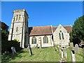 SP1453 : Church of St Peter, Binton by AJD