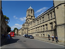 SP5105 : Christ Church College by JThomas