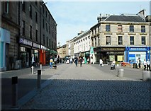 NS4864 : High Street, Paisley by Richard Sutcliffe
