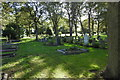 TA2607 : First World War Graves in Scartho Road cemetery by Adrian S Pye
