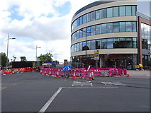 SO9198 : Metro Bend by Gordon Griffiths