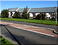 ST0167 : Chapel Close houses, St Athan by Jaggery