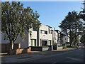 SK5737 : West Bridgford: River View Court, Wilford Lane by John Sutton