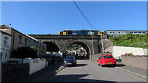 SO1106 : Class 37 at Pontlottyn by Gareth James