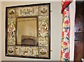 TG2208 : Strangers' Hall Museum  - Lady Paine's bedroom mirror by Evelyn Simak