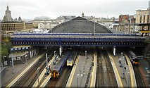 NS5965 : Glasgow Queen Street Station by Richard Sutcliffe