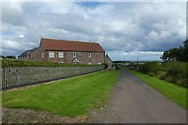 NU0541 : Mount Hooley Farm by DS Pugh