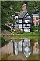 SD7400 : The Packet House, Worsley by David Martin