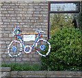 SJ9593 : A canned bicycle by Gerald England