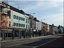ST5871 : Bedminster Parade in the sunlight by Neil Owen