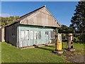 NC9004 : Old BP Petrol Pumps by valenta
