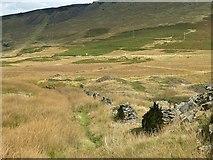 SE0210 : Broken wall on Close Flat by Graham Hogg