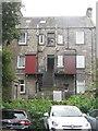 NT0986 : Tenement, Brucefield Avenue by M J Richardson