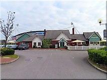 SD6409 : The Horwich Park Inn in Bolton by Steve Daniels