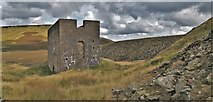 SE0210 : Red Brook engine house Standedge tunnels by Chris Morgan