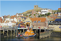 NZ8911 : Whitby Lower Harbour by Stephen McKay