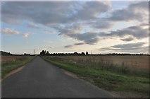 TL2456 : Abbotsley Road by David Howard