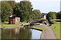 SP0288 : Birmingham Canal Navigations - Smethwick by Chris Allen
