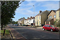 TL4856 : Cherry Hinton High Street by John Sutton