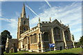 SK8832 : Church of St Mary & St Peter by Roger Templeman