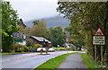 NN5617 : Welcome to Strathyre by Jim Barton