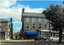 SH5638 : Ty Martha shop in High Street by John Firth