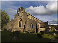 SE0063 : Linton church, west end by Stephen Craven