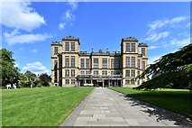 SK4663 : Hardwick Hall by Michael Garlick