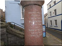 SM9515 : High Street, Haverfordwest (13) by Basher Eyre