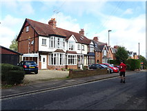 SP4539 : Houses on Hightown Road, Banbury by JThomas