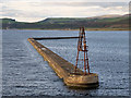 NS2242 : North Breakwater, Ardrossan by David Dixon