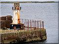 NS2242 : Ardrossan Pier Lighthouse by David Dixon