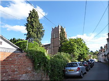TL7835 : Castle Hedingham on a sunny September afternoon (e) by Basher Eyre