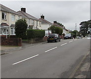 ST3090 : Houses and cars, Pillmawr Road, Malpas, Newport by Jaggery