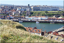 NZ8911 : Whitby by Stephen McKay