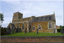 SP7099 : Church of St Michael and All Angels, Illston on the Hill by Tim Heaton