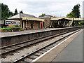 SP0229 : Gloucester Warwickshire Steam Railway, Winchcombe Station by David Dixon