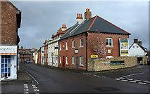 SY9287 : West Street, Wareham by Derek Harper