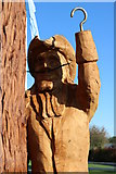 NX9575 : Captain Hook, Dumfries by Billy McCrorie
