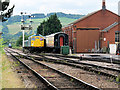 SP0532 : GWSR at Toddington by David Dixon