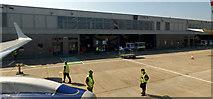 TQ4280 : London City Airport by Thomas Nugent