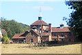 TQ0648 : Home Farm, Albury by Des Blenkinsopp