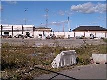TQ7769 : Empty Peel Ports by David Anstiss