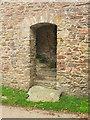 SX6348 : Barn doorway, Great Torr by Derek Harper
