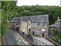 SD9827 : Hebden Royd Primary School, Eaves Road by Stephen Craven