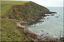 SX6146 : Fernycombe Beach by Derek Harper