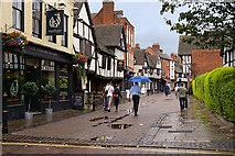 SO8554 : Worcester, Friar Street by David Dixon