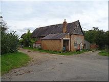 SP2050 : Barn, Park Farm, Preston-on-Stour by JThomas